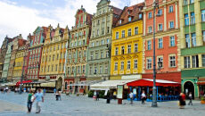 Najcieplejszy dzień od początku roku. 23 st. C w Zielonej Górze i Wrocławiu