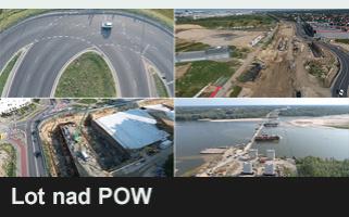 Lot nad POW