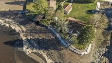 Powódź w stanie Michigan (PAP/EPA/TANNEN MAURY)
