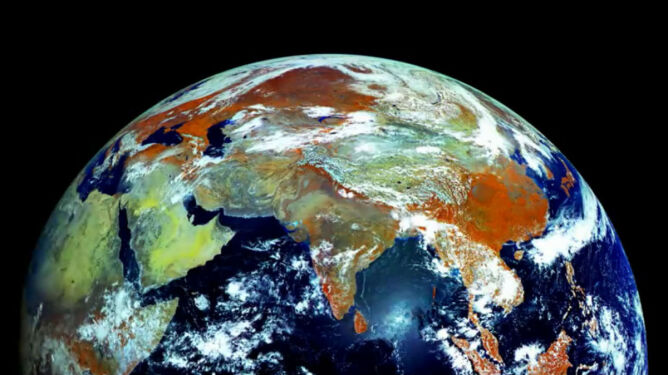 Czy Rosjanie zmienią wizerunek Ziemi?