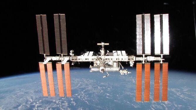 Sukces NASA i SpaceX. <br />Kapsuła Dragon zadokowała na ISS