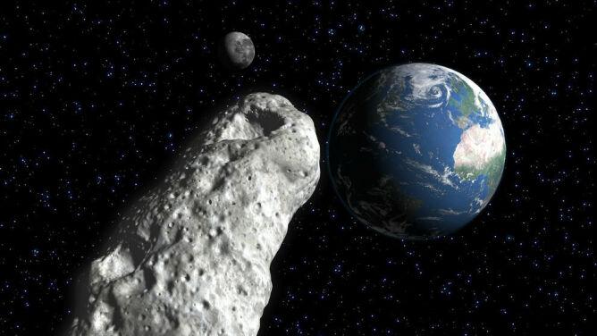 Meteoryt spoza Układu Słonecznego uderzył w Ziemię?