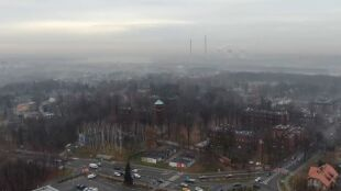 """""""Niemowlęta, które się duszą"""" w szpitalu w Rybniku. Smog szkodzi najmłodszym"""