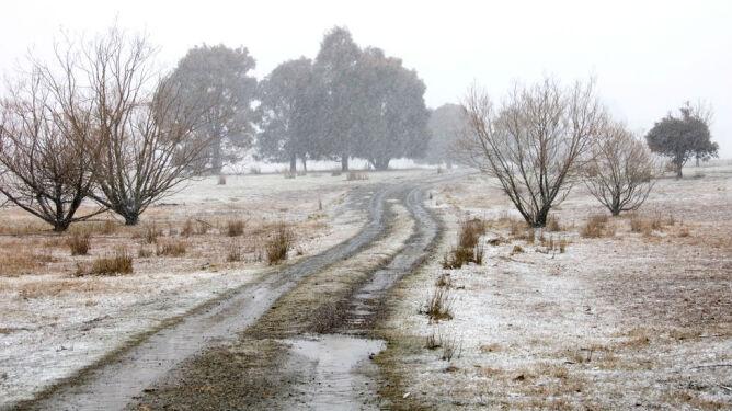Zbliża się ochłodzenie. Lokalnie spadnie deszcz ze śniegiem, a rano ściśnie mróz
