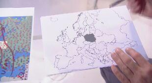 Niż znad Alp wtłacza do Polski afrykańskie powietrze