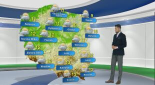 Prognoza pogody na czwartek 19.11