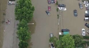 Tragiczna powódź w chińskiej prowincji Henan