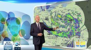 Tomasz Zubilewicz o aktualnej sytuacji pogodowej w kraju (TVN24)