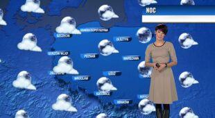 Prognoza pogody TVN Meteo na noc 29/30.01